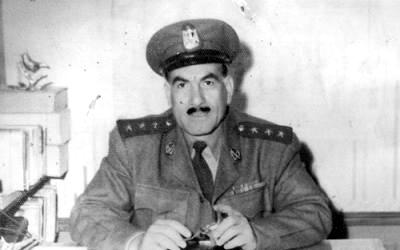 קולונל מסטאפה חאפט׳