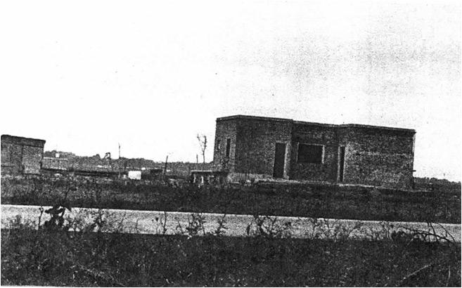המבנה בו הוחזק אייכמן מרגע לכידתו ועד שהוטס לישראל.