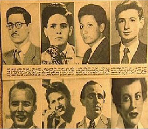 גיבורי פרשת עסק הביש עצורים במצריים