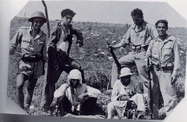 1948: כיתת הסיירים במודיעין של גבעתי