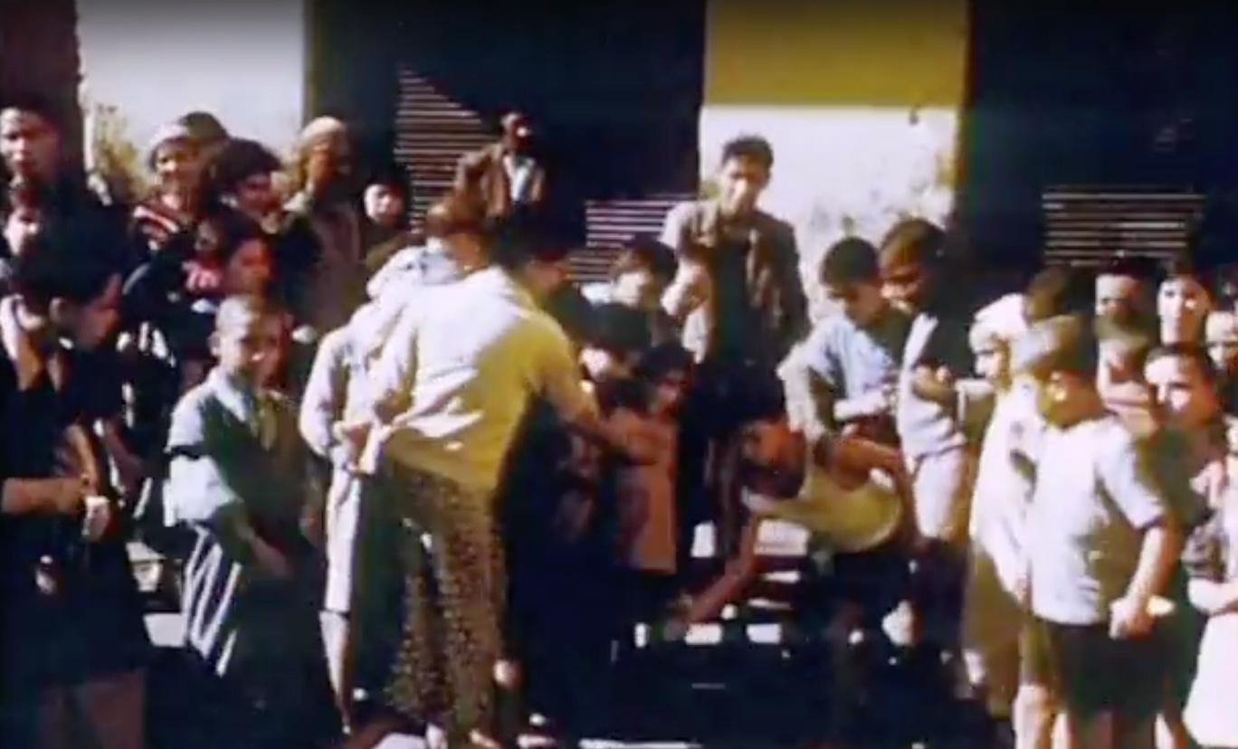 מבצע מוראל להעלאת ילדים יהודים ממרוקו